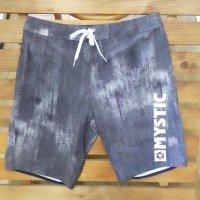 MYSTIC ミスティック 【Brand Stretch】 CAVIAR 黒/白 4WAY STRETCH 海パン 新品正規品