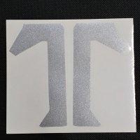 TECHNINE テックナイン【DIECUT T LOGO STICKER】シルバー 16.5×14cm ステッカー  新品正規(メール便)