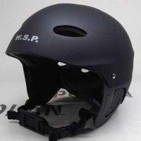 W.S.P.  【WATER WILD HELMET2】 黒 水用ヘルメット 新品正規