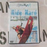 DVD カイトボード 2002 【Ride Hard Kite-TV#1】 新品正規品 半額SALE!