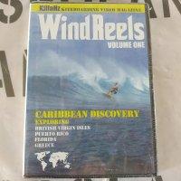 DVD カイトボード 2004 【Wind Reels】 新品正規品 半額SALE!