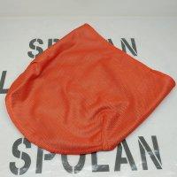 SNOMAN スノーマン 【サンバーンプロテクトマスク】 濃オレンジ フェイスマスク 新品正規品(メール便)