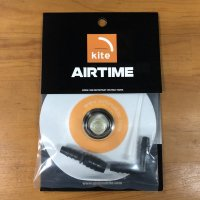 AIRTIME U-STICK カイト用修理バルブ 【I VALVE】ワンポンプ用 逆止弁無し 新品正規(メール便)