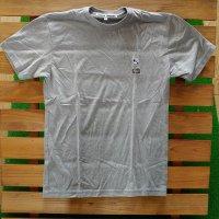 PIDGIN ORANGE ピジンオレンジ 【Pidgin Patch Tee】 へザーグレー Tシャツ 新品正規