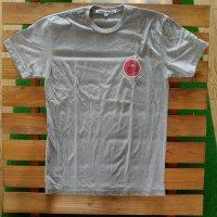 PIDGIN ORANGE ピジンオレンジ 【Pidgin Patch Coaster Tee】 グレー Tシャツ 新品正規