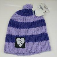 NEFF ネフ 【HEART THROB】 Purple レディース ビーニー 新品正規