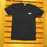 YOKI SHOP ヨキショップ 【LITTLE GLASSES PATCH TEE】 NAVY ネイビー Tシャツ 新品正規