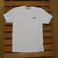 YOKI SHOP ヨキショップ 【LITTLE GLASSES PATCH TEE】 WHITE 白 Msize Tシャツ 新品正規