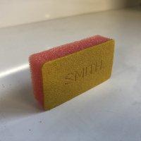 SMITH スミス 【SNOW ERASER】 赤 ゴーグルレンズの曇り拭き 新品正規品(定外内)