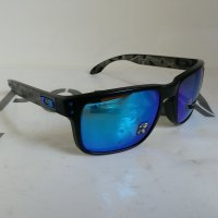 OAKLEY オークリー 【HOLBROOK】 MATTE BLACK PRIZMATIC / PRIZM SAPPHIRE POLARIZED 偏光プリズム ASIAN-FIT 日本正規品