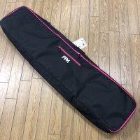 ARK エーアールケー 【SNOWBOARD CASE】 BLACK/PINK 142cm ボードケース 新品正規品
