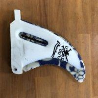 NAISH KITE スロットフィン 6.0インチ ナッシュカイト カイトサーフィン USボックスフィン 新品 処分SALE!