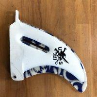 NAISH KITE スロットフィン 5.25インチ ナッシュカイト カイトサーフィン USボックスフィン 新品 処分SALE!