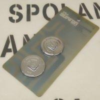 BURTON バートン 【CUSTOM ALMINUM LOGO MATS】 SILVER デッキパッド 新品正規(メール便)