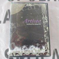 DVD スノーボード 2009 【ARTISTA】 carveman カーブマン カービング 新品正規(定外外)