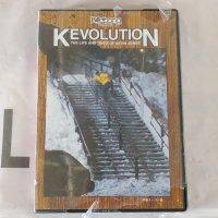 DVD スノーボード 2005 【Kevolution】 Cinemaseone  新品正規品 半額SALE! (メール便)