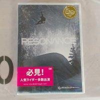 DVD スノーボード 2012 【RESONANCE】 Absinthe Films 新品正規品 半額SALE! (メール便)