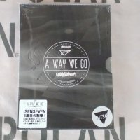 DVD スノーボード 2013 【A WAY WE GO】 ISENSEVEN 新品正規品 半額SALE!(メール便)