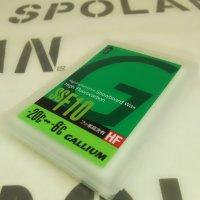 GALLIUM ガリウム 【SSF10】 -6℃〜-20℃ フッ素高含有 滑走ワックス 新品正規