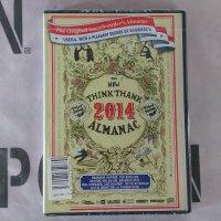 DVD スノーボード 2014 【ALMANAC / RIGHT TURN LEFT TURN】 THINK THANK 新品正規品 半額SALE!(メール便)