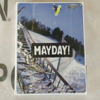 DVD スノーボード 2014 【MAYDAY】 videograss 新品正規品 半額SALE! (メール便)