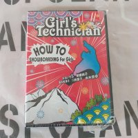 DVD スノーボード 2005 【Girl's Technician】 sclover project レディース How to 新品正規品 半額SALE! (メール便)