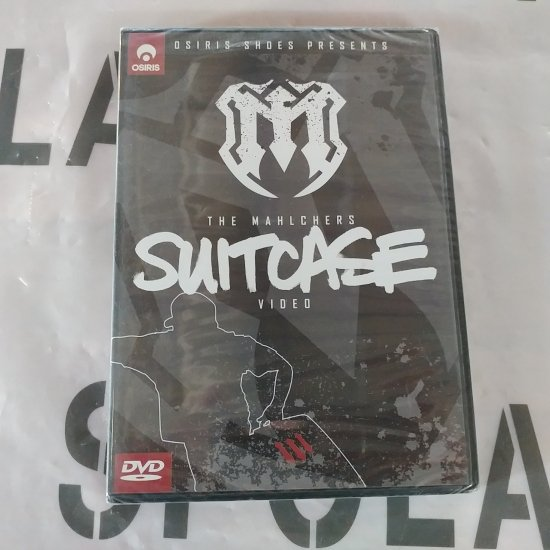 DVD サーフィン 2007【The Mahlchers Suitcase】  新品正規品 半額SALE!(メール便)