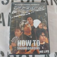 DVD スノーボード 2006 【テクニシャン3】 sclover project How to スクローバー 新品正規 半額SALE!(メール便)