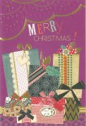 AX280-22<br>聖句入りクリスマスカードの商品画像