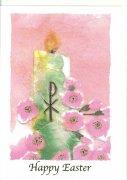 23207 ちぎり絵風イースターカード(Sr.ピエランジェラ矢野滋子)の商品画像
