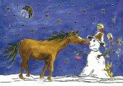 LAG-2325 クリスマスポストカードの商品画像
