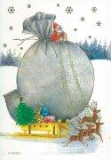 LAG-2147 クリスマスポストカードの商品画像