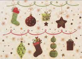 LAG-2087 クリスマスポストカードの商品画像