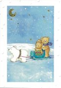 LAG-1934 クリスマスポストカードの商品画像
