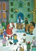LAG-1428 クリスマスポストカードの商品画像