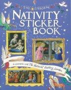 Nativity sticker bookの商品画像