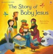 The story of baby Jesusの商品画像