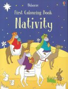 Nativity<br />First colouring bookの商品画像