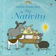The Nativity<br />Sparkly touchy-feely booksの商品画像