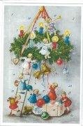 XKAC12399 クリスマスアドヴェントカードの商品画像