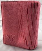 Chubie BookCover SS<br>ピンク<br>ミニ版対応マルチ聖書カバーの商品画像