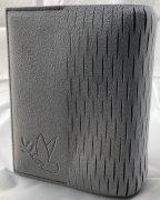 Chubie BookCover SS<br>グレー<br>ミニ版対応マルチ聖書カバーの商品画像