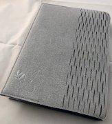 Chubie BookCover M<br>グレー<br>中型薄型版対応マルチ聖書カバーの商品画像