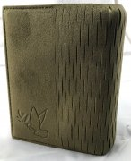 Chubie BookCover L<br>グリーン<br>中型版対応マルチ聖書カバーの商品画像