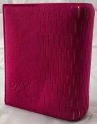 Chubie BookCover L<br>ワインレッド<br>中型版対応マルチ聖書カバーの商品画像