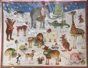 XADvus210 アドベントカレンダー<br>動物たちのクリスマス(59111)の商品画像