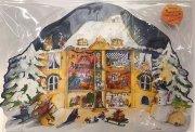 XKAD11664 アドベントカレンダー<br>ミニチュアの家(59112)の商品画像
