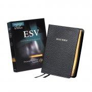 【SPECIAL PRICE】【20%OFF】英語 旧新約聖書 ESV ES483:X  <br>(革装黒色 Black Leathe)の商品画像