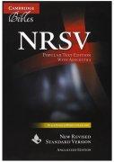 【SPECIAL PRICE】【20%OFF】英語 聖書 NRSV  NR533:TA<br> (革装黒色 Black Leather)</br>の商品画像