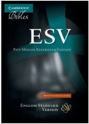 【SPECIAL PRICE】【20%OFF】英語 旧新約聖書 ESV 446:X<br>Brown Leather</br>の商品画像